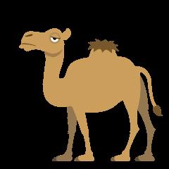 Camel on Skype Emoticons 1.2