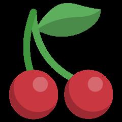 Cherries on Skype Emoticons 1.2