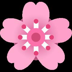 Cherry Blossom on Skype Emoticons 1.2