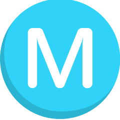 Circled M on Skype Emoticons 1.2