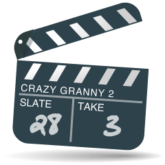 Clapper Board on Skype Emoticons 1.2