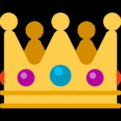 Crown on Skype Emoticons 1.2