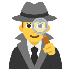 Detective on Skype Emoticons 1.2