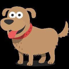 Dog on Skype Emoticons 1.2