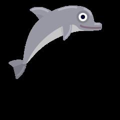 Dolphin on Skype Emoticons 1.2