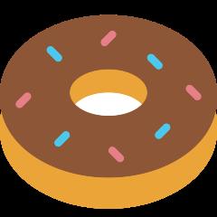 Doughnut on Skype Emoticons 1.2