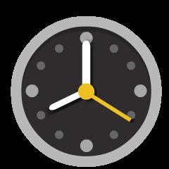 Eight O'Clock on Skype Emoticons 1.2
