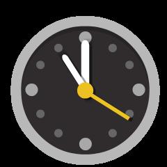 Eleven O'Clock on Skype Emoticons 1.2