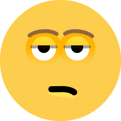 Expressionless Face on Skype Emoticons 1.2