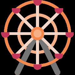 Ferris Wheel on Skype Emoticons 1.2