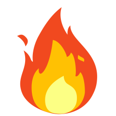 Fire on Skype Emoticons 1.2