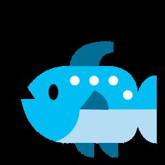 Fish on Skype Emoticons 1.2