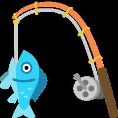 Fishing Pole on Skype Emoticons 1.2