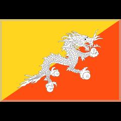 Flag: Bhutan on Skype Emoticons 1.2