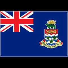 Flag: Cayman Islands on Skype Emoticons 1.2