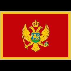 Flag: Montenegro on Skype Emoticons 1.2