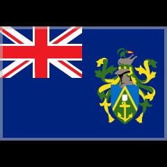 Flag: Pitcairn Islands on Skype Emoticons 1.2
