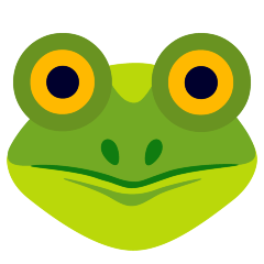 Frog on Skype Emoticons 1.2
