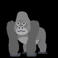 Gorilla on Skype Emoticons 1.2