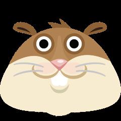 Hamster on Skype Emoticons 1.2
