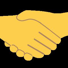 Handshake on Skype Emoticons 1.2