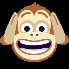Hear-No-Evil Monkey on Skype Emoticons 1.2