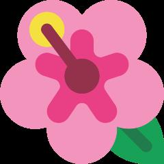 Hibiscus on Skype Emoticons 1.2