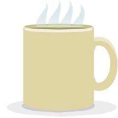 Hot Beverage on Skype Emoticons 1.2