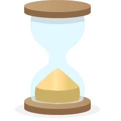 Hourglass Done on Skype Emoticons 1.2