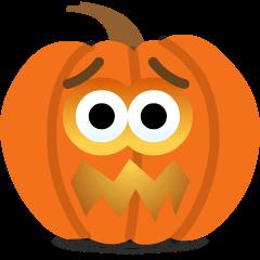 Jack-O-Lantern on Skype Emoticons 1.2
