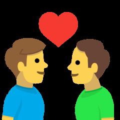 Kiss: Man, Man on Skype Emoticons 1.2