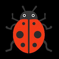 Lady Beetle on Skype Emoticons 1.2