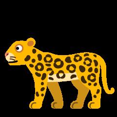 Leopard on Skype Emoticons 1.2