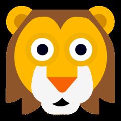 Lion on Skype Emoticons 1.2