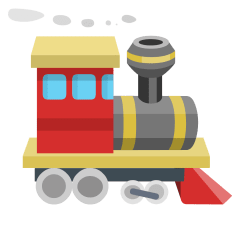 Locomotive on Skype Emoticons 1.2