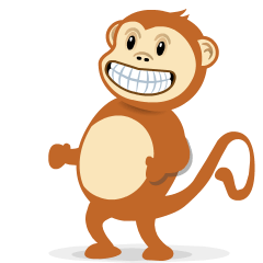 Monkey on Skype Emoticons 1.2
