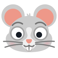 Mouse Face on Skype Emoticons 1.2