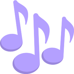 Musical Notes on Skype Emoticons 1.2