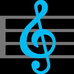 Musical Score on Skype Emoticons 1.2