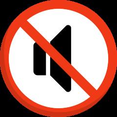 Muted Speaker on Skype Emoticons 1.2