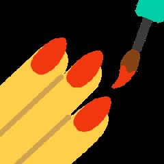 Nail Polish on Skype Emoticons 1.2