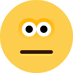 Neutral Face on Skype Emoticons 1.2