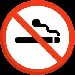No Smoking on Skype Emoticons 1.2