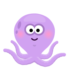 Octopus on Skype Emoticons 1.2