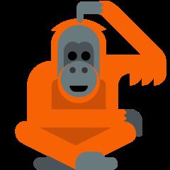 Orangutan on Skype Emoticons 1.2