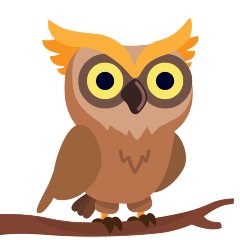 Owl on Skype Emoticons 1.2