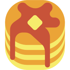 Pancakes on Skype Emoticons 1.2