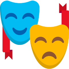 Performing Arts on Skype Emoticons 1.2