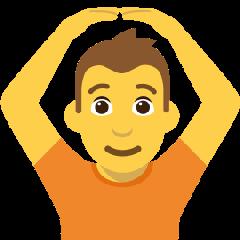 Person Gesturing OK on Skype Emoticons 1.2