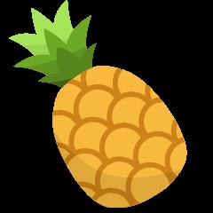 Pineapple on Skype Emoticons 1.2